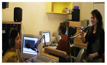 PEARLS Training Desi Radio