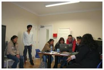 Go Desi Training and Volunteering