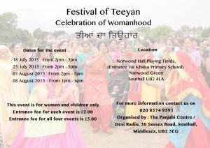 Teeyan poster v3