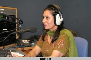 Bhinder